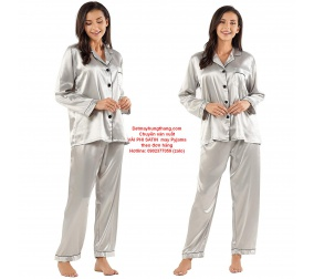 VẢI PHI SATIN MAY PYJAMA